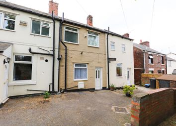 Thumbnail 2 bedroom terraced house for sale in Bishop Hill, Woodhouse, Sheffield