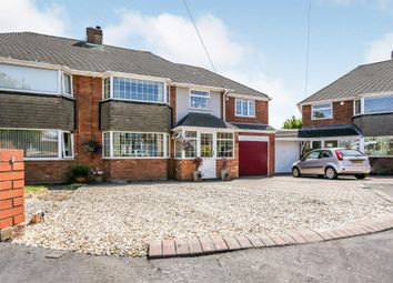 Thumbnail Semi-detached house for sale in Sargent Close, Great Barr, Birmingham