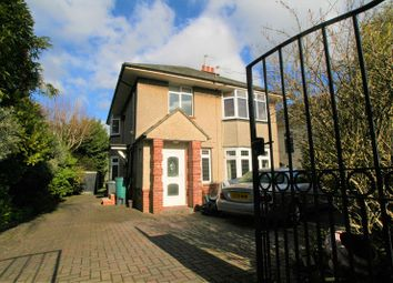 Thumbnail 2 bedroom flat for sale in Albemarle Road, Winton, Bournemouth