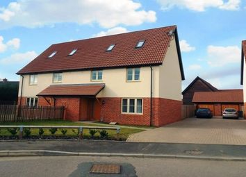 Thumbnail 3 bed property to rent in Colman Way, Norwich