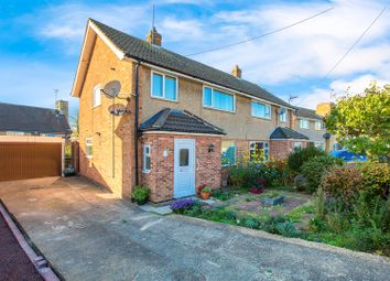 Thumbnail 3 bed semi-detached house for sale in Pennine Way, Kettering
