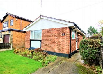 Thumbnail 1 bed detached bungalow for sale in Waarem Avenue, Canvey Island, Essex
