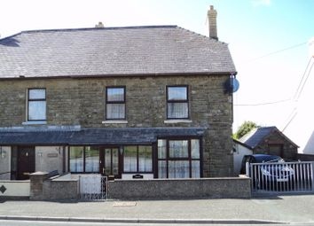 Thumbnail 3 bed property for sale in Tanygroes, Cardigan