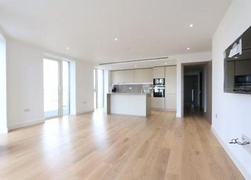 Thumbnail 2 bed flat to rent in Admiralty House London Dock, 150 Vaughan Way Wapping, London