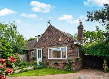 Thumbnail 3 bed semi-detached bungalow for sale in Parkwood Road, Hastings