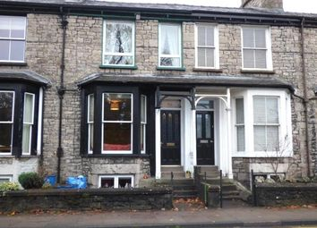 Thumbnail 3 bed terraced house to rent in Aynam Road, Kendal, Cumbria
