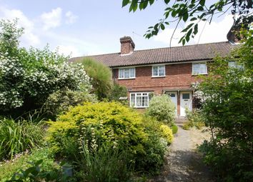 Thumbnail 3 bed terraced house for sale in Glebe Road, Weald, Sevenoaks