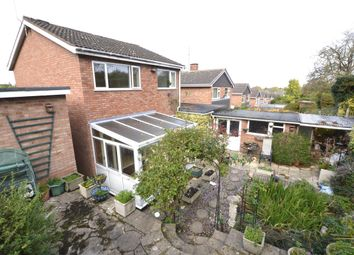 Thumbnail 3 bed detached house for sale in Wessex Drive, Cheltenham, Gloucestershire