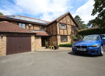 Thumbnail 6 bed detached house to rent in Homefield Road, Warlingham