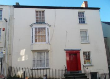 Thumbnail 1 bedroom flat for sale in Market Street, Haverfordwest
