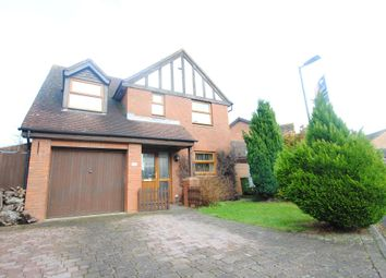 Thumbnail 4 bed detached house for sale in The Nurseries, Bishops Cleeve, Cheltenham