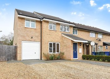 Thumbnail 4 bed semi-detached house to rent in Partridge Place, Oxford