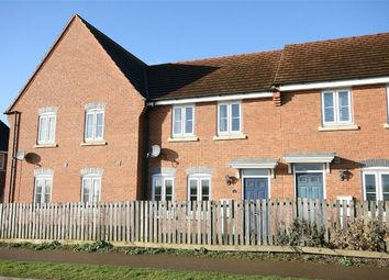 Thumbnail 3 bedroom terraced house to rent in Robinson Way, Wootton, Northampton