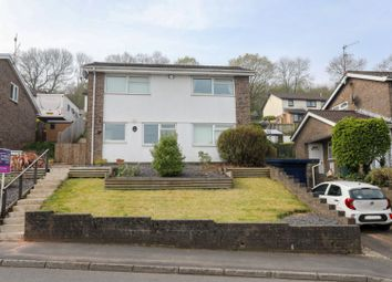 Thumbnail 4 bed detached house for sale in College Glade, Newport