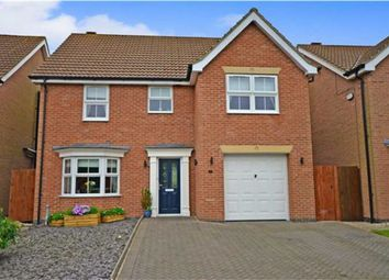 Thumbnail 4 bedroom detached house for sale in Captains Close, Goole