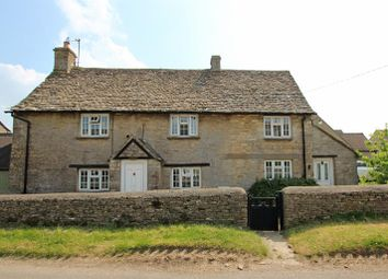 Thumbnail 3 bed cottage for sale in Lower End, Leafield, Witney