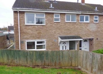 Thumbnail 3 bed semi-detached house for sale in Mapledean, Cinderford