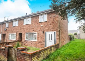 Thumbnail 3 bedroom end terrace house for sale in Elm Road, Thetford