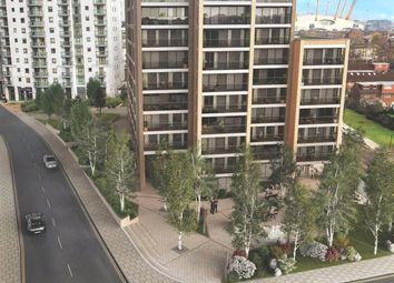 Thumbnail 1 bed flat for sale in Liberty Building, East Ferry Road, London