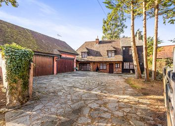 Thumbnail 5 bedroom detached house for sale in Wrotham Road, Meopham, Gravesend