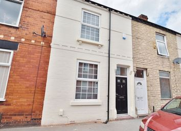 Thumbnail 3 bed terraced house for sale in Station Road, Eccles, Manchester