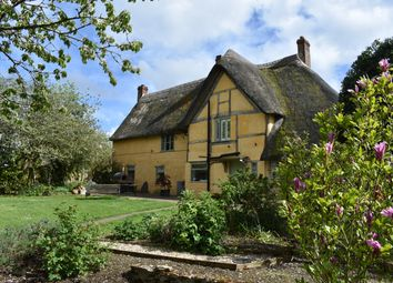 Thumbnail 4 bedroom detached house for sale in Castlemans Lane, Hinton St. Mary, Sturminster Newton