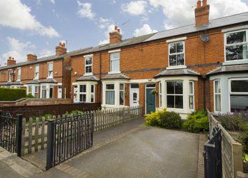 Thumbnail 2 bed terraced house for sale in Clifton Road, Ruddington, Nottingham