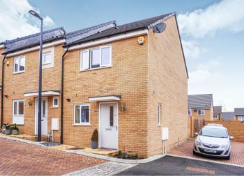 Thumbnail 2 bed end terrace house for sale in Foxglove Road, Lydr Green