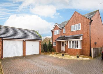 Thumbnail 4 bedroom detached house for sale in Nursery Close, Hemingbrough, Selby