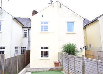 Thumbnail 2 bed terraced house to rent in Sevenoaks Road, Borough Green, Sevenoaks, Kent