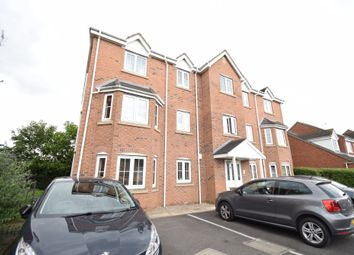 Thumbnail 3 bed flat to rent in Lakeside Court, Normanton