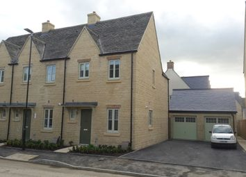 Thumbnail 3 bed property to rent in Glovers Way, Tetbury