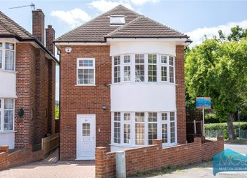 Thumbnail 4 bed detached house for sale in Knoll Drive, Southgate, London