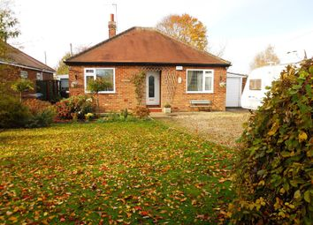 Thumbnail 3 bed detached bungalow for sale in Sunk Island Road, Ottringham, Hull