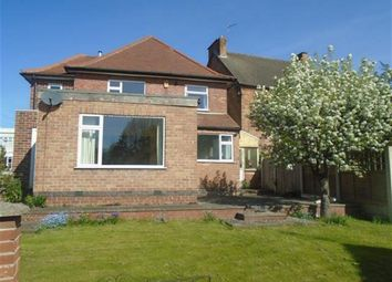 Thumbnail 4 bed detached house to rent in High Road, Chilwell, Nottingham