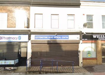 Thumbnail Commercial property for sale in Leytonstone Road, London
