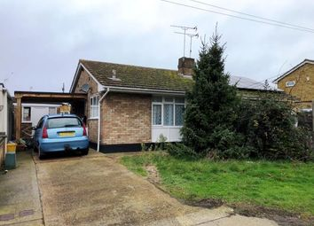 Thumbnail 1 bed bungalow for sale in Canvey Island, Essex, England