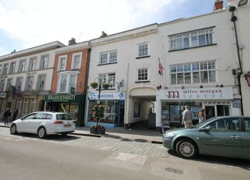 Thumbnail 2 bed flat for sale in High Street, Wells