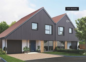 Andlers Ash Road, Liss, Hampshire GU33. 3 bed semi-detached house for sale