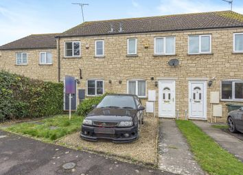 Thumbnail 2 bed terraced house for sale in Langford, Bicester, Oxfordshire