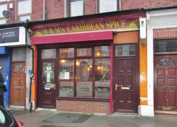 Thumbnail Restaurant/cafe for sale in Stamford Street, Old Trafford, Manchester