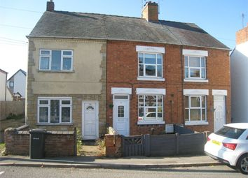 Thumbnail 2 bed terraced house for sale in Dunton Road, Broughton Astley, Leicester