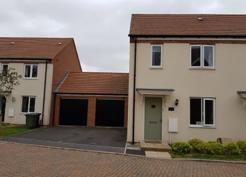Thumbnail 3 bedroom semi-detached house for sale in Potteries Lane, Chilton, Didcot