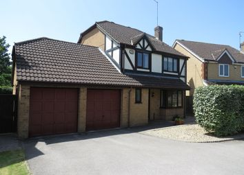 Thumbnail 4 bedroom detached house for sale in Mill Meadow, Kingsthorpe, Northampton