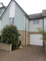 Thumbnail 3 bed terraced house to rent in Dunlin Drive, St. Marys Island, Chatham