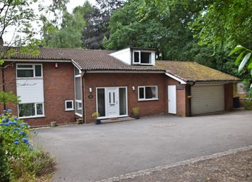 Thumbnail 4 bed detached house for sale in South Wood, Baldwins Gate, Newcastle Under Lyme