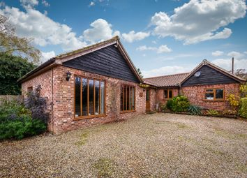 Thumbnail 4 bedroom detached bungalow to rent in Southburgh, Thetford
