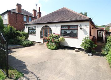Thumbnail 3 bed detached bungalow for sale in Stanton Road, Sandiacre, Nottingham