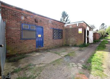 Thumbnail Light industrial for sale in Wilsden Avenue, Luton
