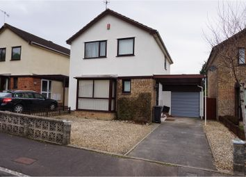 Thumbnail 3 bed detached house for sale in Ashford Drive, Weston-Super-Mare